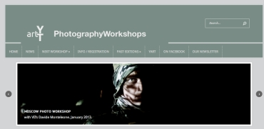 YarT Photography Workshops - new website
